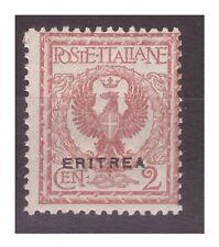 ERITREA  1924   -    CENTESIMI  2    NUOVO **