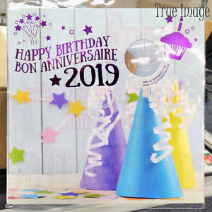 Image Is Loading 2019 Happy Birthday Gift 5 Coin Set 2