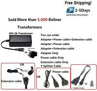 29v 2a Okin Limoss Pride Golden Lift Chair Or Power Recliner Transformer Adapter