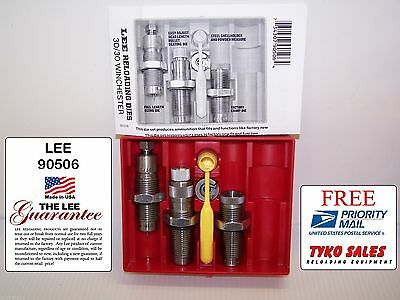 90506 * LEE PACESETTER 3-DIE SET * 30-30 WINCHESTER