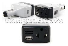 Car Converter DC to AC Power Inverter With USB Port 12v DC to AC 220 V.