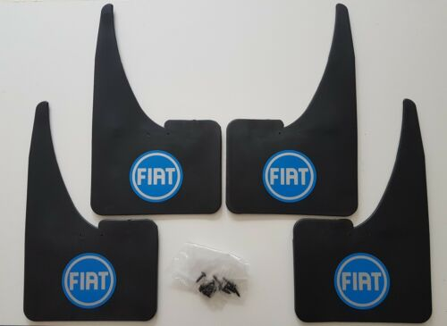 Raccord Vis Universel Set complet de 4 FIAT Logo Bavette