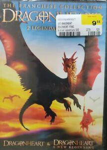 Dragonheart-2-Legendary-Tales-DVD-Dragonheart-Drangonheart-2-A-New-Beginning