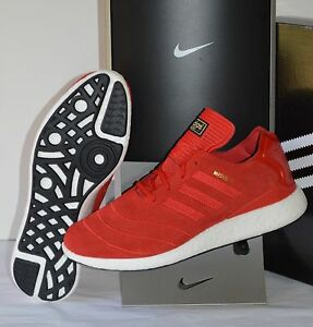 a079e1644deb7 Image is loading New-140-Adidas-Busenitz-Pure-Boost-Ultra-Scarlet-