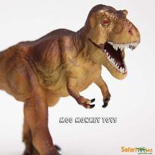 TYRANNOSAURUS REX brown Safari Ltd #300729 Prehistoric Dinosaur Replica NIP