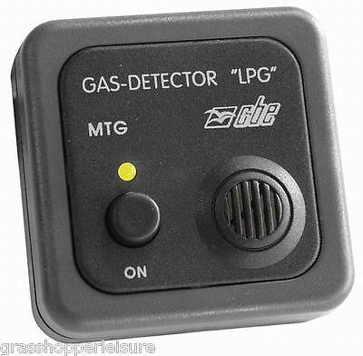 CBE GAS DETECTOR LPG motorhome caravan boat campervan 12v horsebox camper 212800