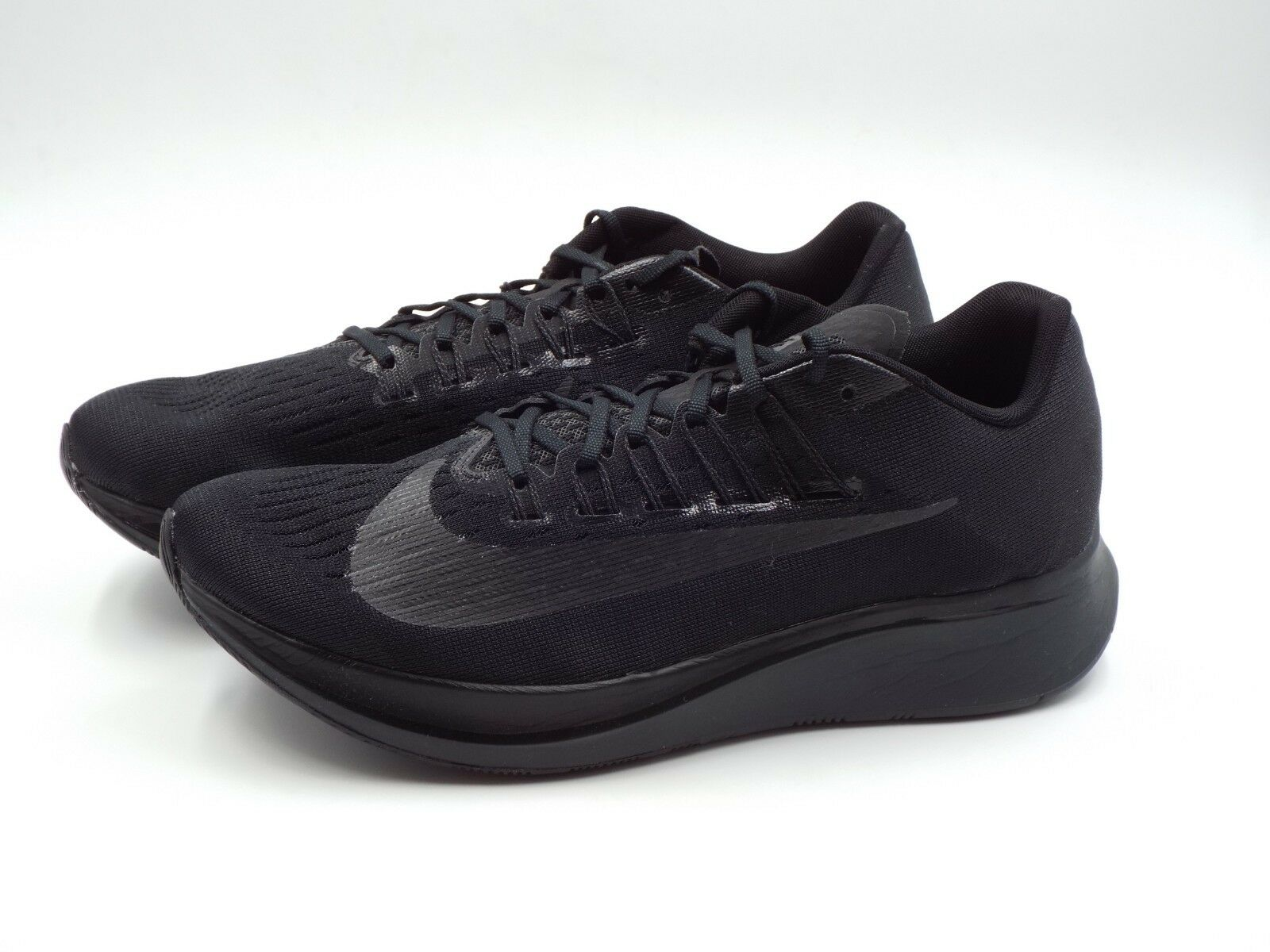 Men's Nike Zoom Fly Size 11.5 (880848 003) Black Black Black Black Anthracite a86a2d