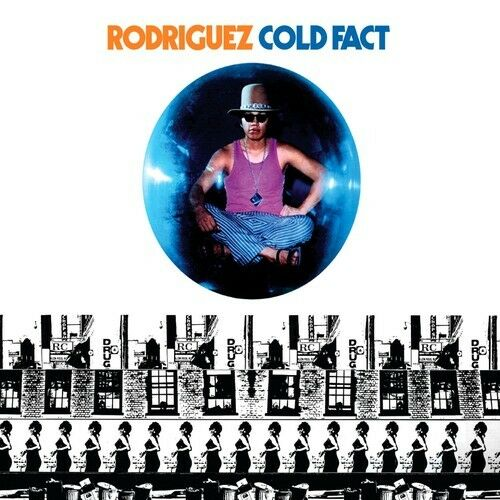 1 of 1 - Rodriguez - Cold Fact [New CD]