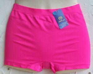 Ladies//Girls Large Netball Undershorts Gym knickers panties sports briefs Navy