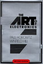 Int' Edition PaperBack-The Art of Electronics by Paul Horowitz and Winfield Hill