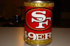 Nfl San Francisco 49ers Pen Can Holder Office Supplies Sports Souvenir Desk Acce