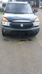 2003 Buick Rendezvous CX,Remote starter,Clean CAR PROOF