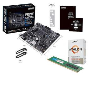 UPGRADE-SCHEDA-MADRE-HDMI-USB-3-0-CPU-3-20GHz-RAM-8GB-DDR4-BUNDLE-GAMING-PC