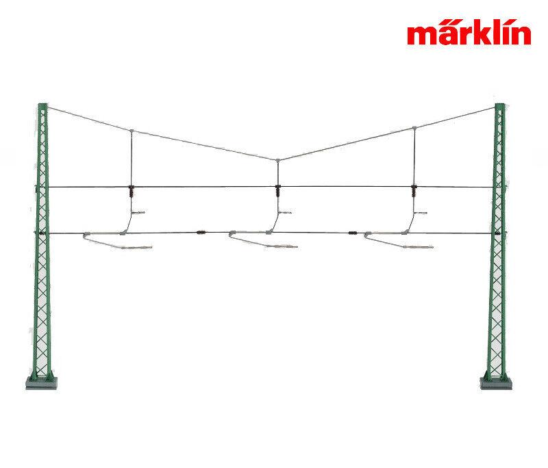 Märklin 74131 Quertragwerk für 3 Gleise ++ NEU in OVP