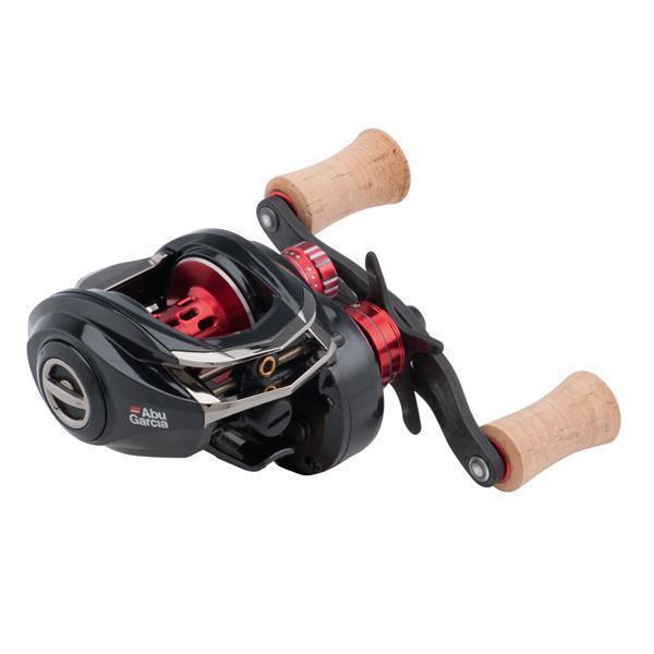 Abu Garcia Revo MGXtreme Low Profile 8.0 1 Left Hand Wind Reel Fishing   1400520