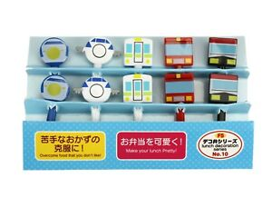 68b7c4cf300c Cute Japanese Food Picks for Kids Bento Box Lunch - Transport ...