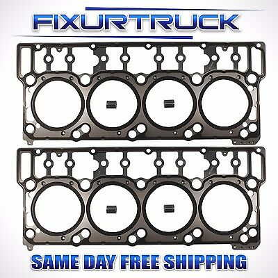 06-10 Ford Powerstroke Diesel 6.0 6.0L Mahle Clevite 20MM Head Gasket SET 54579A