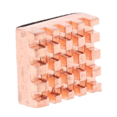 Copper Heat Sink PC Cooling Cooler Heatsink Radiator for PC Computer RAM CPU