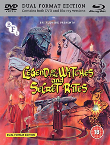 Secret-Rites-Legend-Of-The-Witches-Flipside-BLU-RAY-NEUF