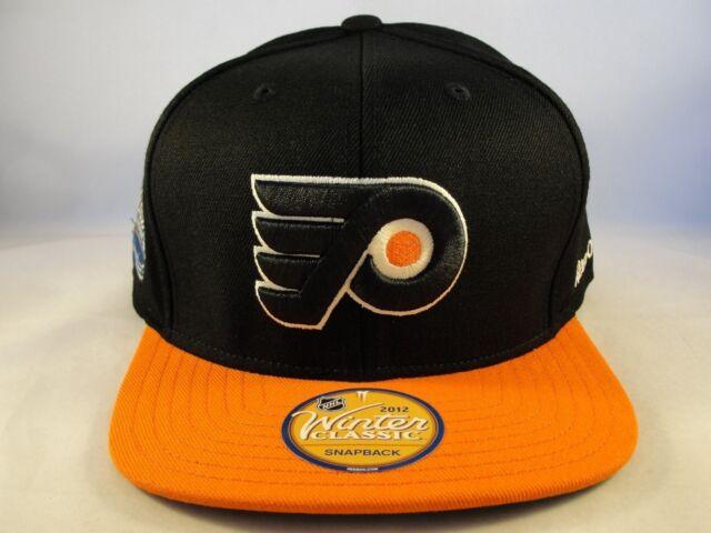 NHL Philadelphia Flyers Reebok Winter Classic Snapback Hat Cap  45d09efc1be