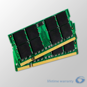 2x2GB Memory RAM Upgrade for Compaq HP Presario CQ61-414NR 4GB Kit