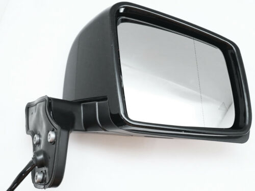 For 1992-2017 Mercedes G Class G500,G55,G63 W463 Black Led Arrow Assembly Mirror