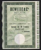 Deco => Dewiite & Cie (lomme-lez-lille Nord) (c)