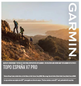 ORIGINAL-Mapa-Garmin-TOPO-Espana-V7-PRO-Spain-2020-incluye-guia-100-vendidos