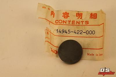 NOS HONDA CBX CB750C CB750F CB750K CB900C CB900F CB1100F VALVE TAPPET SHIM 3.40
