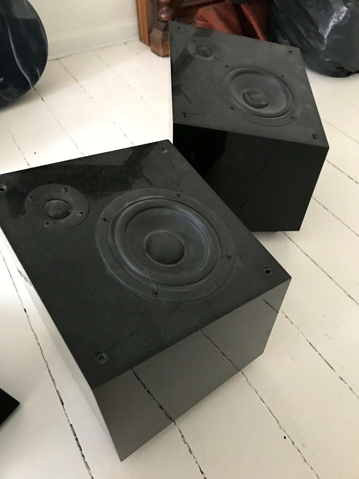 Højttaler, Audio Pro, Qube