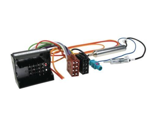 Fantasma DIN Fakra de Citroen C1 C2 C3 C4 C5 C6 C8 radio cable adaptador
