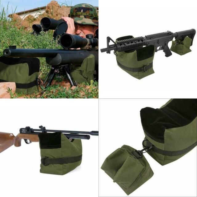 Rifle Sand Bags for Shooting Front and Rear Rest Sandbags Deadshot Ar15  Unfilled for sale online | eBay