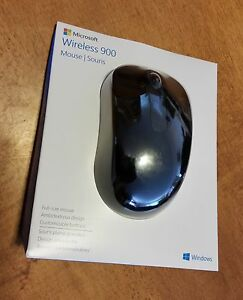 Microsoft-wireless-900-USB-mouse-black-original-packaging-X20-37166-01