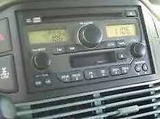 2003 2005 Honda Pilot Am Fm Cd Car Stereo P N 39100 S9v A100 Oem Code Available Ebay