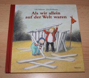 Als wir allein auf der Welt waren von Eva Eriksson und Ulf Nilsson - Frickingen, Deutschland - Als wir allein auf der Welt waren von Eva Eriksson und Ulf Nilsson - Frickingen, Deutschland