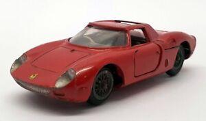 Mercury 1/43 Escala Modelo Coche SM14-Ferrari 250 Le Mans-Rojo
