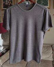 New sz S John Varvatos collection burnout T shirt top suit