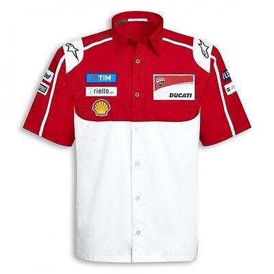 Official Ducati  GP17 Replica Team Shirt 17 96001
