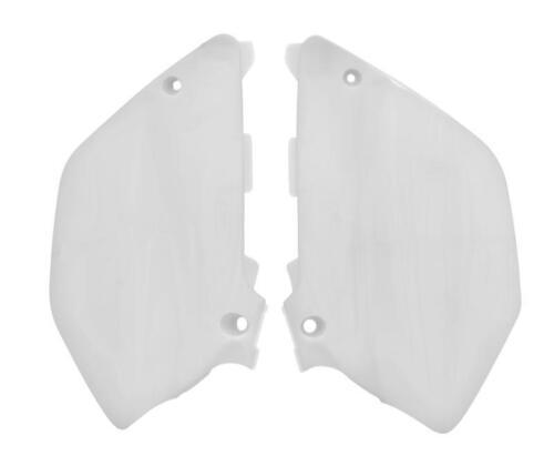 New White Side Panel Plastics YZ 125 250 02 03 04 05 06 07 08 09 10 11 12 13 14