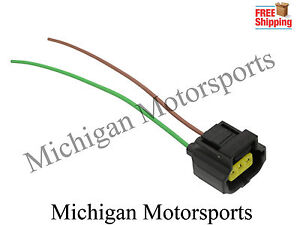 alternator repair harness pigtail connector ford f250 f350 rh ebay com 7.3 Engine Wiring Harness 7.3 Engine Wiring Harness