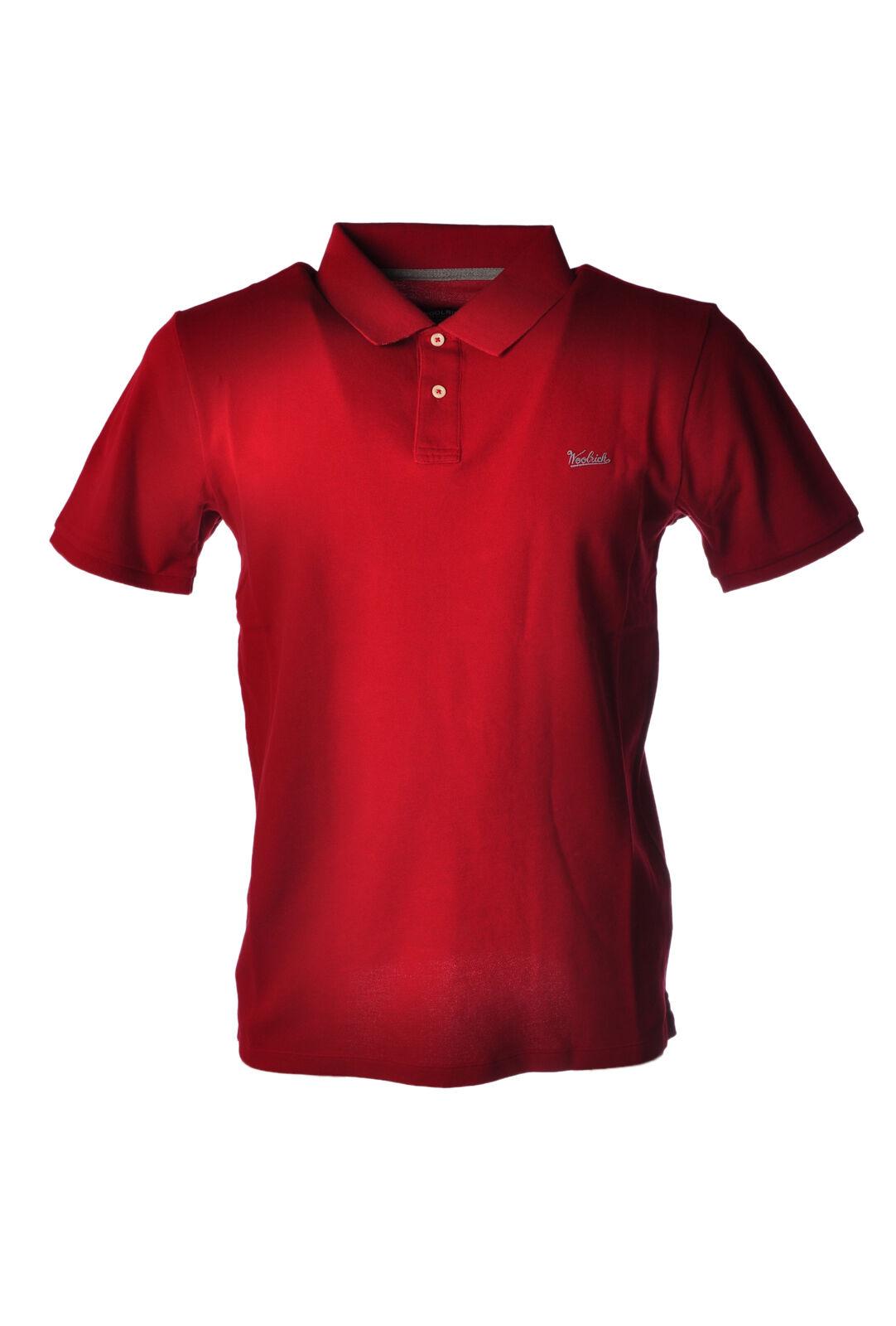 Wollerich - obenwear-Polo - Man - rot - 5018903H190921