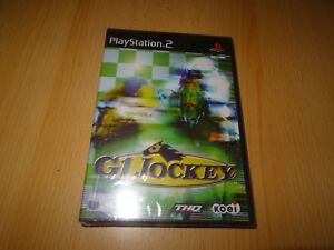 G1-Jockey-Playstation-2-PS2-Neuf-et-Scelle-Version-Pal
