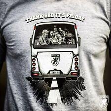 T-shirt PGwear Thank God it's friday  S