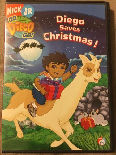 Go, Diego, Go - Diego Saves Christmas (DVD, 2006, Checkpoint) | eBay