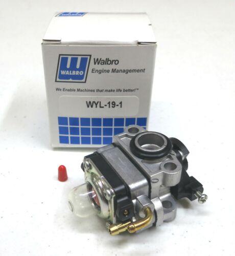 OEM Walbro WYL-19 WYL-19-1 CARBURETOR Carb Shindaiwa S230 String Grass Trimmer