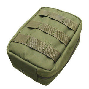 MOLLE-EMT-Medic-Tactical-Trauma-First-Aid-Pouch-IFAK-ma21-OLIVE-DRAB-OD-Green