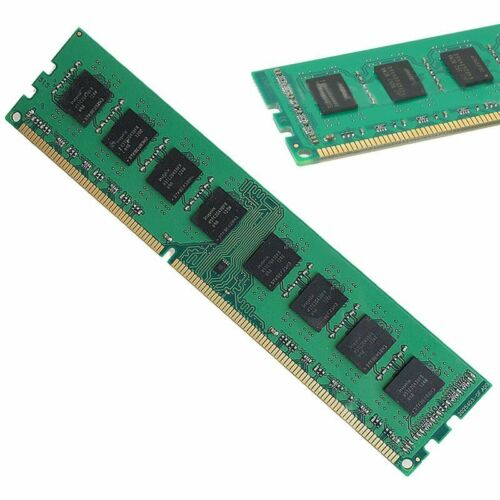 4GB DDR3L 1600 MHz PC3-12800 UDIMM 240-Pin for AMD Motherboard Desktop Memory