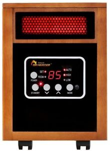 Infrared Electric Space Heater Portable