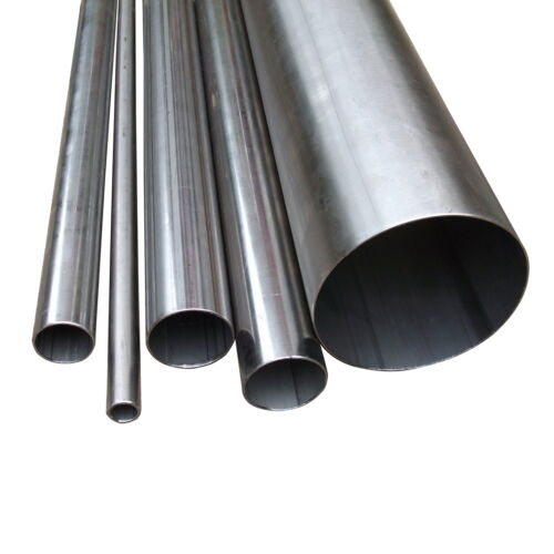 "60/"" T304 Stainless Steel Tube Pipe Exhaust Repair 1.5M 32mm x 2.0mm x 1500mm"