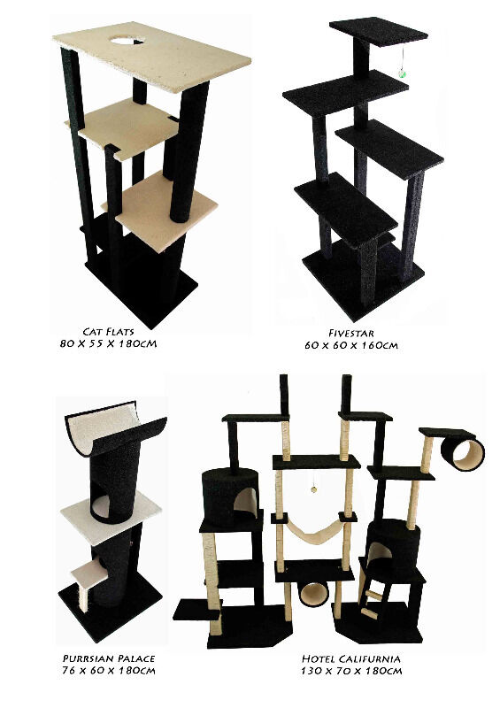 Cat Furniture,Cat Toys,Scratch Posts,Beds,Condo's,Cabins,Play Stations